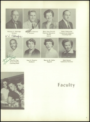 Page 13, 1957 Edition, Freehold Regional High School - Log Yearbook (Freehold, NJ) online yearbook collection