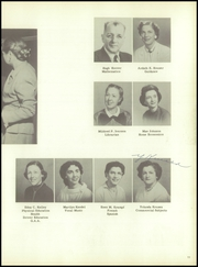 Page 15, 1957 Edition, Freehold Regional High School - Log Yearbook (Freehold, NJ) online yearbook collection
