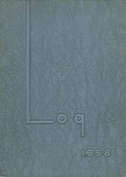 1958 Edition, Freehold Regional High School - Log Yearbook (Freehold, NJ)