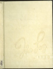 1960 Edition, Freehold Regional High School - Log Yearbook (Freehold, NJ)