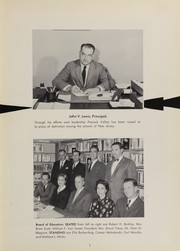 Page 11, 1960 Edition, Pascack Valley High School - Warrior Yearbook (Hillsdale, NJ) online yearbook collection