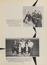 Page 17, 1960 Edition, Pascack Valley High School - Warrior Yearbook (Hillsdale, NJ) online yearbook collection