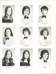 Page 45, 1973 Edition, Williamstown High School - Totem Yearbook (Williamstown, NJ) online yearbook collection