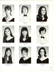Page 47, 1973 Edition, Williamstown High School - Totem Yearbook (Williamstown, NJ) online yearbook collection