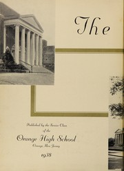Page 6, 1938 Edition, Orange High School - Orange Peal Yearbook (Orange, NJ) online yearbook collection