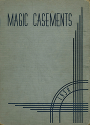 1938 Edition, Lodi High School - Magic Casements Yearbook (Lodi, NJ)