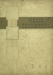 1941 Edition, Lodi High School - Magic Casements Yearbook (Lodi, NJ)
