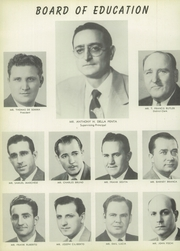 Page 12, 1952 Edition, Lodi High School - Magic Casements Yearbook (Lodi, NJ) online yearbook collection