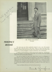 Page 14, 1952 Edition, Lodi High School - Magic Casements Yearbook (Lodi, NJ) online yearbook collection