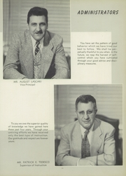 Page 15, 1952 Edition, Lodi High School - Magic Casements Yearbook (Lodi, NJ) online yearbook collection
