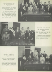Page 17, 1952 Edition, Lodi High School - Magic Casements Yearbook (Lodi, NJ) online yearbook collection