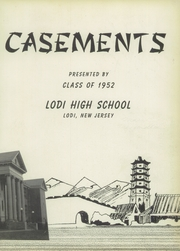 Page 7, 1952 Edition, Lodi High School - Magic Casements Yearbook (Lodi, NJ) online yearbook collection