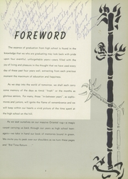 Page 9, 1952 Edition, Lodi High School - Magic Casements Yearbook (Lodi, NJ) online yearbook collection