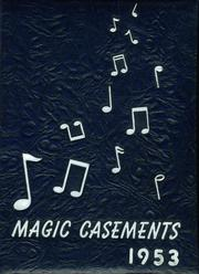 1953 Edition, Lodi High School - Magic Casements Yearbook (Lodi, NJ)
