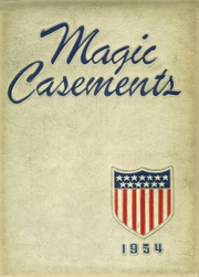 1954 Edition, Lodi High School - Magic Casements Yearbook (Lodi, NJ)