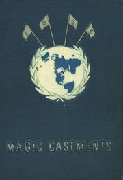 1955 Edition, Lodi High School - Magic Casements Yearbook (Lodi, NJ)