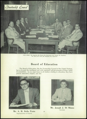 Page 14, 1955 Edition, Lodi High School - Magic Casements Yearbook (Lodi, NJ) online yearbook collection