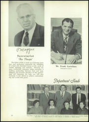 Page 16, 1955 Edition, Lodi High School - Magic Casements Yearbook (Lodi, NJ) online yearbook collection