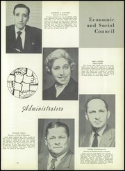 Page 17, 1955 Edition, Lodi High School - Magic Casements Yearbook (Lodi, NJ) online yearbook collection