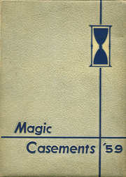 1959 Edition, Lodi High School - Magic Casements Yearbook (Lodi, NJ)