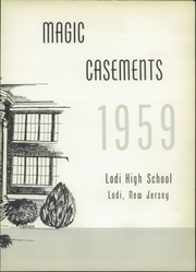 Page 7, 1959 Edition, Lodi High School - Magic Casements Yearbook (Lodi, NJ) online yearbook collection