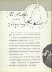 Page 9, 1959 Edition, Lodi High School - Magic Casements Yearbook (Lodi, NJ) online yearbook collection