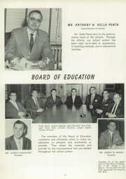 Page 14, 1960 Edition, Lodi High School - Magic Casements Yearbook (Lodi, NJ) online yearbook collection