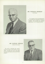 Page 16, 1960 Edition, Lodi High School - Magic Casements Yearbook (Lodi, NJ) online yearbook collection