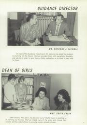 Page 17, 1960 Edition, Lodi High School - Magic Casements Yearbook (Lodi, NJ) online yearbook collection