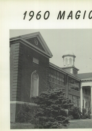 Page 6, 1960 Edition, Lodi High School - Magic Casements Yearbook (Lodi, NJ) online yearbook collection