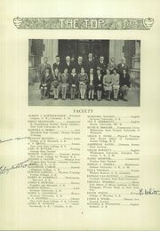 Page 10, 1929 Edition, Summit High School - Top Yearbook (Summit, NJ) online yearbook collection