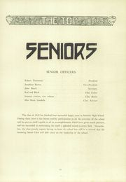 Page 15, 1929 Edition, Summit High School - Top Yearbook (Summit, NJ) online yearbook collection