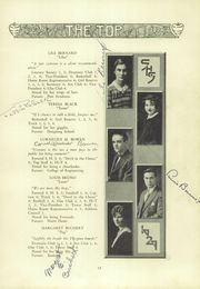 Page 17, 1929 Edition, Summit High School - Top Yearbook (Summit, NJ) online yearbook collection