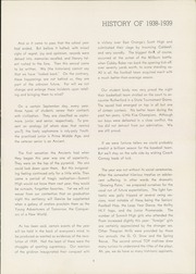 Page 13, 1939 Edition, Summit High School - Top Yearbook (Summit, NJ) online yearbook collection