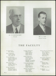 Page 10, 1944 Edition, Summit High School - Top Yearbook (Summit, NJ) online yearbook collection