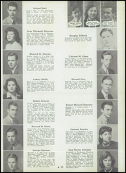 Page 15, 1944 Edition, Summit High School - Top Yearbook (Summit, NJ) online yearbook collection