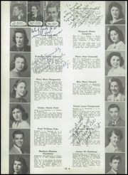 Page 16, 1944 Edition, Summit High School - Top Yearbook (Summit, NJ) online yearbook collection
