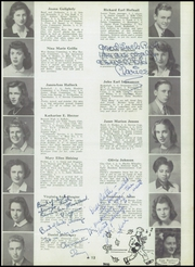 Page 17, 1944 Edition, Summit High School - Top Yearbook (Summit, NJ) online yearbook collection