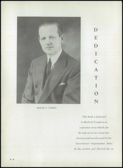 Page 8, 1944 Edition, Summit High School - Top Yearbook (Summit, NJ) online yearbook collection