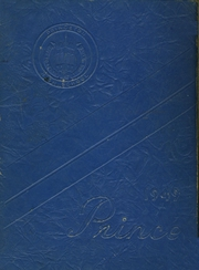 1949 Edition, Princeton High School - Prince Yearbook (Princeton, NJ)