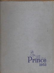 1953 Edition, Princeton High School - Prince Yearbook (Princeton, NJ)