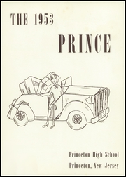 Page 5, 1953 Edition, Princeton High School - Prince Yearbook (Princeton, NJ) online yearbook collection
