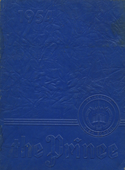 1954 Edition, Princeton High School - Prince Yearbook (Princeton, NJ)