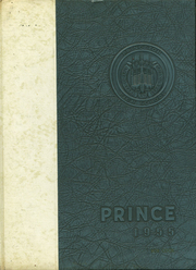 1955 Edition, Princeton High School - Prince Yearbook (Princeton, NJ)