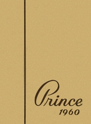 1960 Edition, Princeton High School - Prince Yearbook (Princeton, NJ)