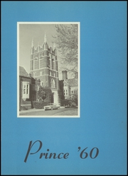 Page 5, 1960 Edition, Princeton High School - Prince Yearbook (Princeton, NJ) online yearbook collection