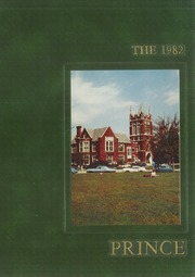 1982 Edition, Princeton High School - Prince Yearbook (Princeton, NJ)