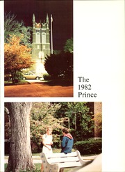 Page 5, 1982 Edition, Princeton High School - Prince Yearbook (Princeton, NJ) online yearbook collection