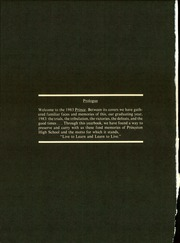 Page 4, 1983 Edition, Princeton High School - Prince Yearbook (Princeton, NJ) online yearbook collection