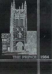 Page 1, 1984 Edition, Princeton High School - Prince Yearbook (Princeton, NJ) online yearbook collection